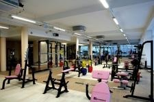 Fitnesa klubs Global Fitness