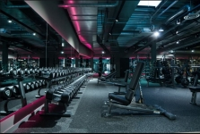 People Fitness Tallinn klubs