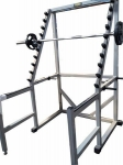 Technogym-Silver-line-Squat-Rack