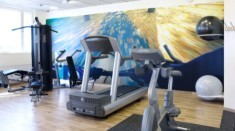 Hotel Scandic gym