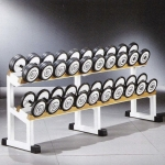 Technogym-Selection-line-Dumbbell-Rack-capacity-5-pairs