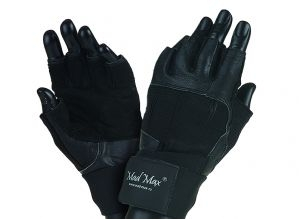 MAD MAX Fitness Gloves PROFESSIONAL Exclusive (black / black)