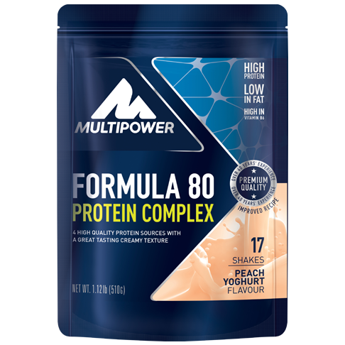 Multipower Formula 80 Evolution Proteīna kokteilis