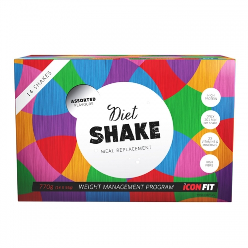 ICONFIT Diet Shake pulveris 770g